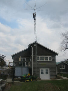 Towers, Wireless Internet, Digital TV,  Amateur Radio Kingston Kingston Area image 3