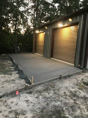 25x40x14 Steel Building Simpson Metal Kit Garage Workshop Prefab Structure