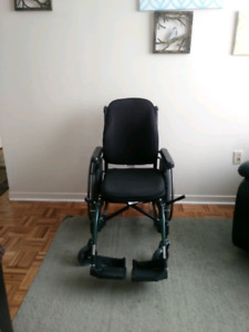 Wheelchair by Future mobility healthcare
