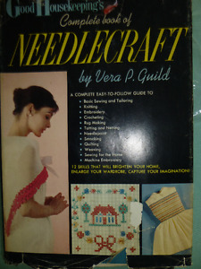 COMPLETE BOOK OF NEEDLECRAFT BY VERA P. GUILD