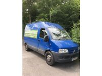 Citroen Relay mwb hitop 2005 5speed manual diesel £1200 ovno