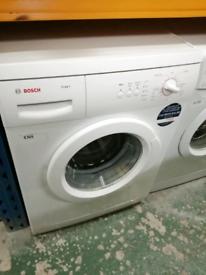 6kg load Bosch washing machine with warranty at Recyk