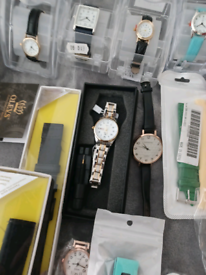 Watches & watch straps all new