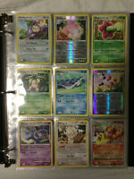 Rare and Holo Pokemon Cards