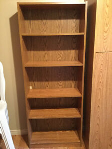 Shelving unit in good condition!