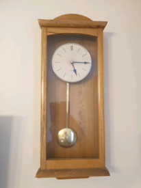 Wall Hung Grandfather Clock