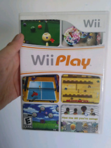 Jeux Wii Play