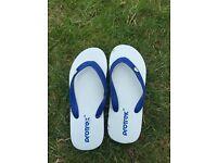 Brand new unworn flip flops. 15 pairs for £15