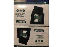 Hispec 70w LED floodlight
