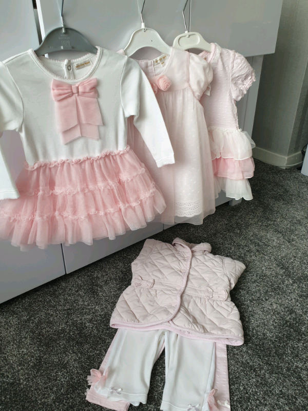 8105e8c6c96d Baby Girls Mintini Bundle