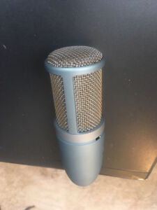 AKG P220 Active directional microphone