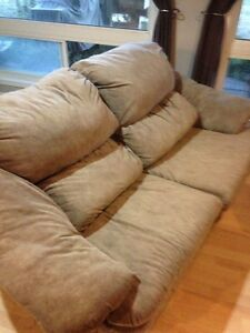 Free matching couch set