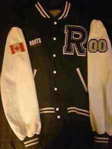 Men's Roots Varsity Jacket