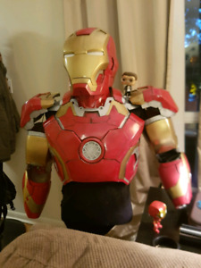 Iron Man Mark 43 1/1 Bust/Cosplay Project