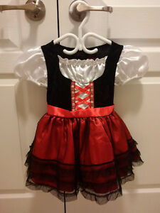 Halloween Costume - Little Witch Dress - Size 2T