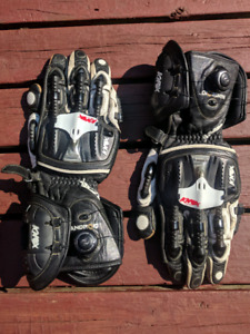 Knox Handroid Motorcycle Gloves - XL