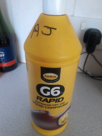 G6 cutting compound