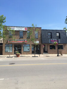 High Traffic Area For Retail or Service Downtown Owen Sound!