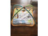 Mothercare baby play mat activity mat