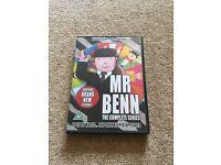 Mr Benn DVD