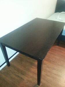 Great Condition wood 155cm*74cm*90cm dinner table OBO Prince George British Columbia image 2