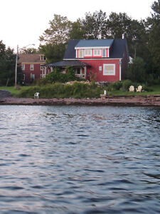 Beach House for Rent in St Andrews, New Brunswick