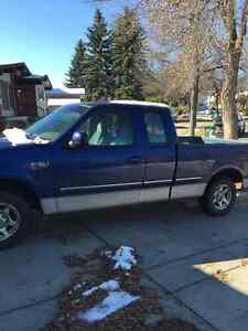 1997 Ford F-150 Pickup Truck only 157,800kms