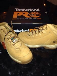 Timberland steel toe boots - brand new