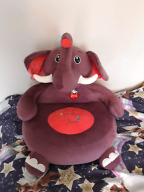 Elephant chair toddler/ baby