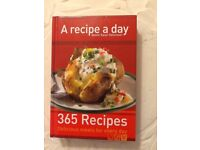 🍲🍝🍗 IKEA 365 recipe book as new