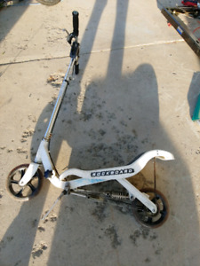 Rocker bike. Fold up. Great quality. New sells for over 200$