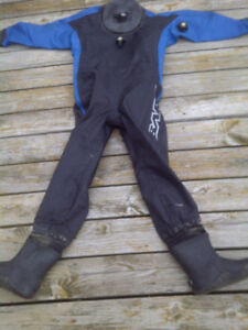 Men's BARE Dry Suit