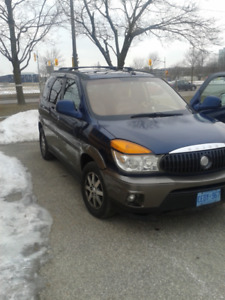 Selling 2003 Buick Rendezvous SUV, Crossover