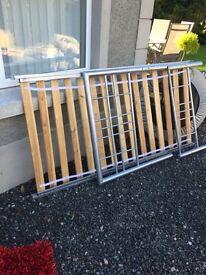 Single bed frame £25