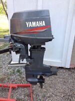 Yamaha 30 motor - parts