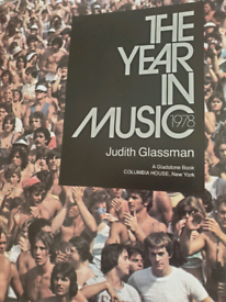 BOOK 1978 The Year in Music