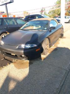 1999 Mitsubishi Eclipse Gst Spyder