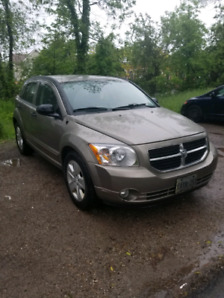 2008 dodge caliber with safety