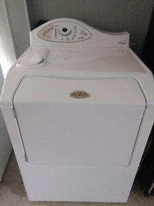 Maytag Neptune washer and  electric dryer