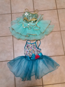 Dance Costumes!!! Size 3-4