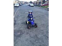 36v 800watt kids quad