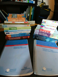 Nursing text books NSCC LPN