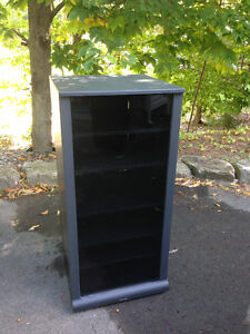 Toshiba Audio Video entertainment cabinet