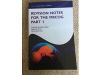 Revision Notes for the MRCOG Part 1