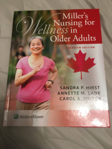 Miller's Nursing for Wellness in Older Adults (Canadian edition)