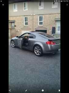 G35 coupe 2005 Auto Tinted  **Summer Coming**