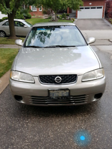 $2000 OBO 2003 Nissan Sentra - As is