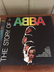 vinyl records albums for sale in ok condition Make an offer