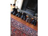 5 pairs of mens shoes pickup palmers green