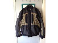 Belstaff mens motorcycle jacket Size : XL